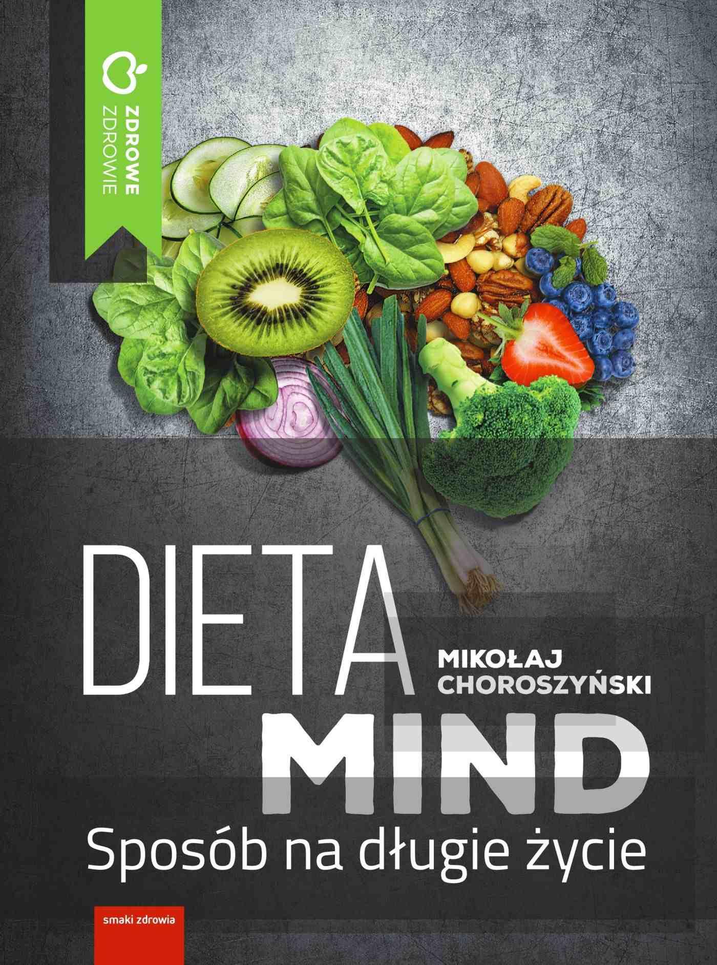Dieta MIND - Ebook (Książka na Kindle) do pobrania w formacie MOBI