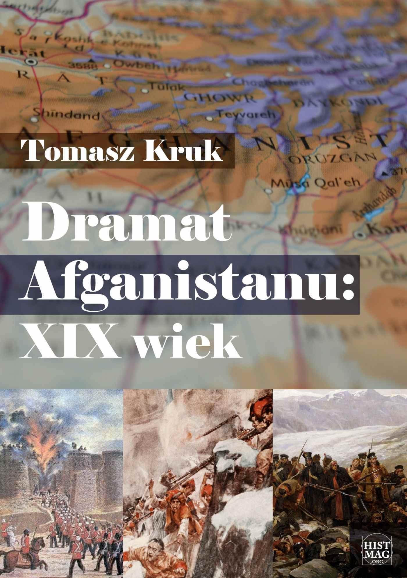 Dramat Afganistanu: XIX wiek - Ebook (Książka PDF) do pobrania w formacie PDF