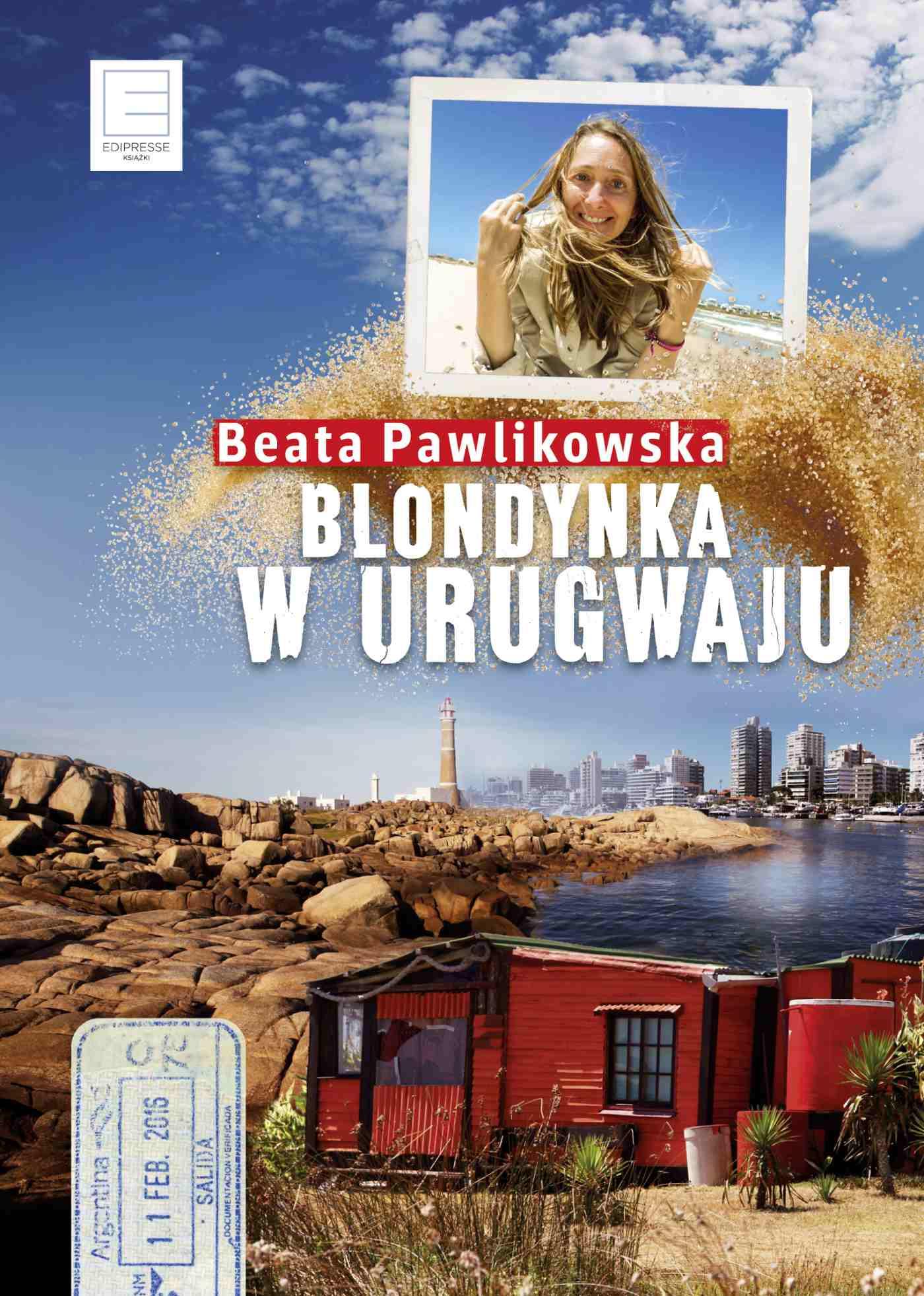 Blondynka w Urugwaju - Ebook (Książka na Kindle) do pobrania w formacie MOBI