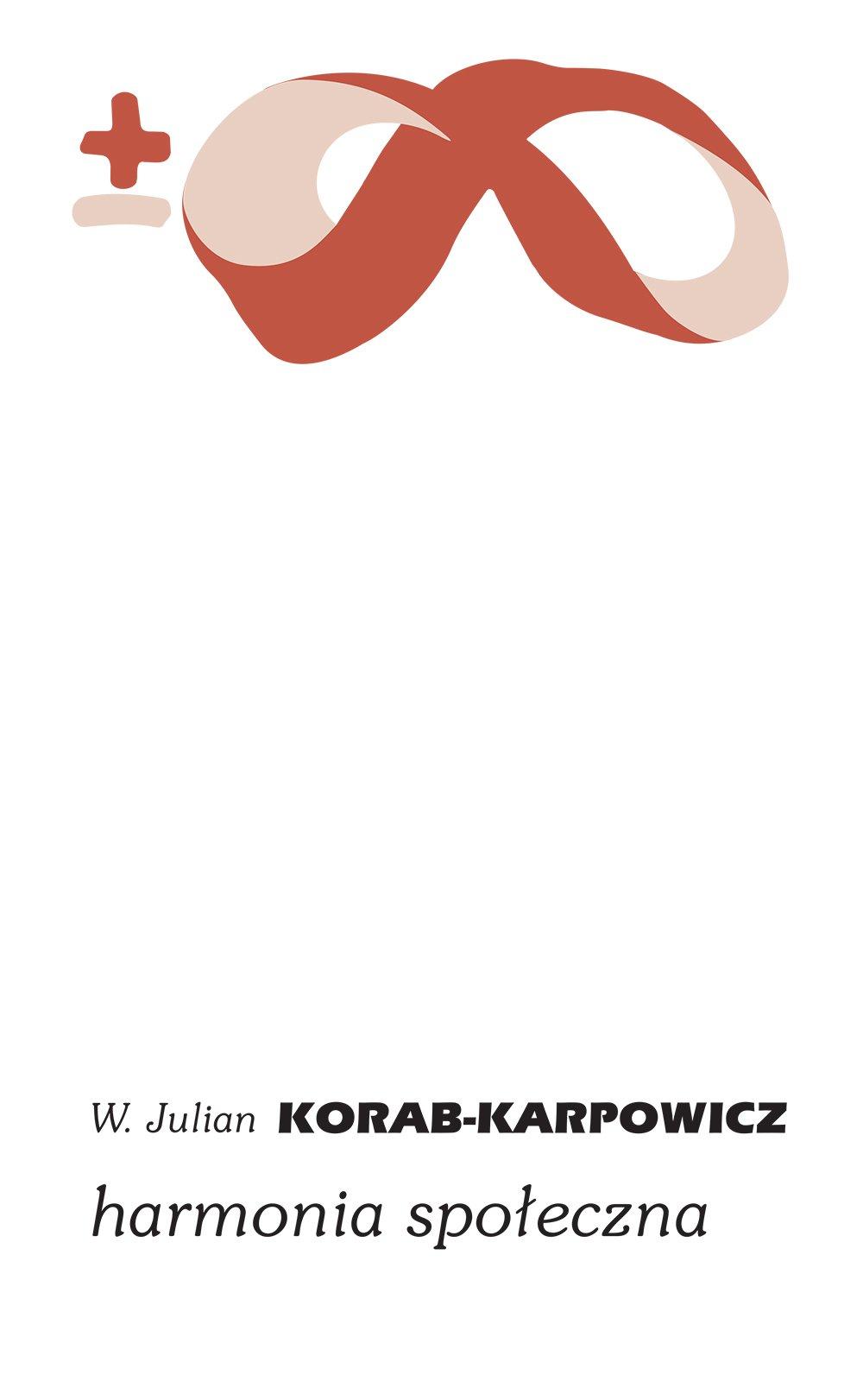 Harmonia społeczna - Ebook (Książka EPUB) do pobrania w formacie EPUB