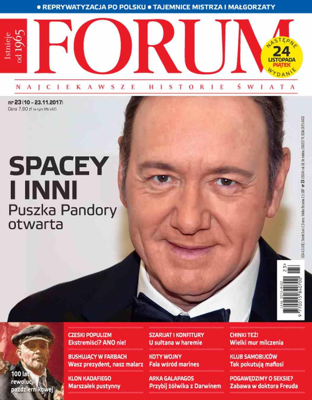 Forum nr 23/2017 - Ebook (Książka PDF) do pobrania w formacie PDF