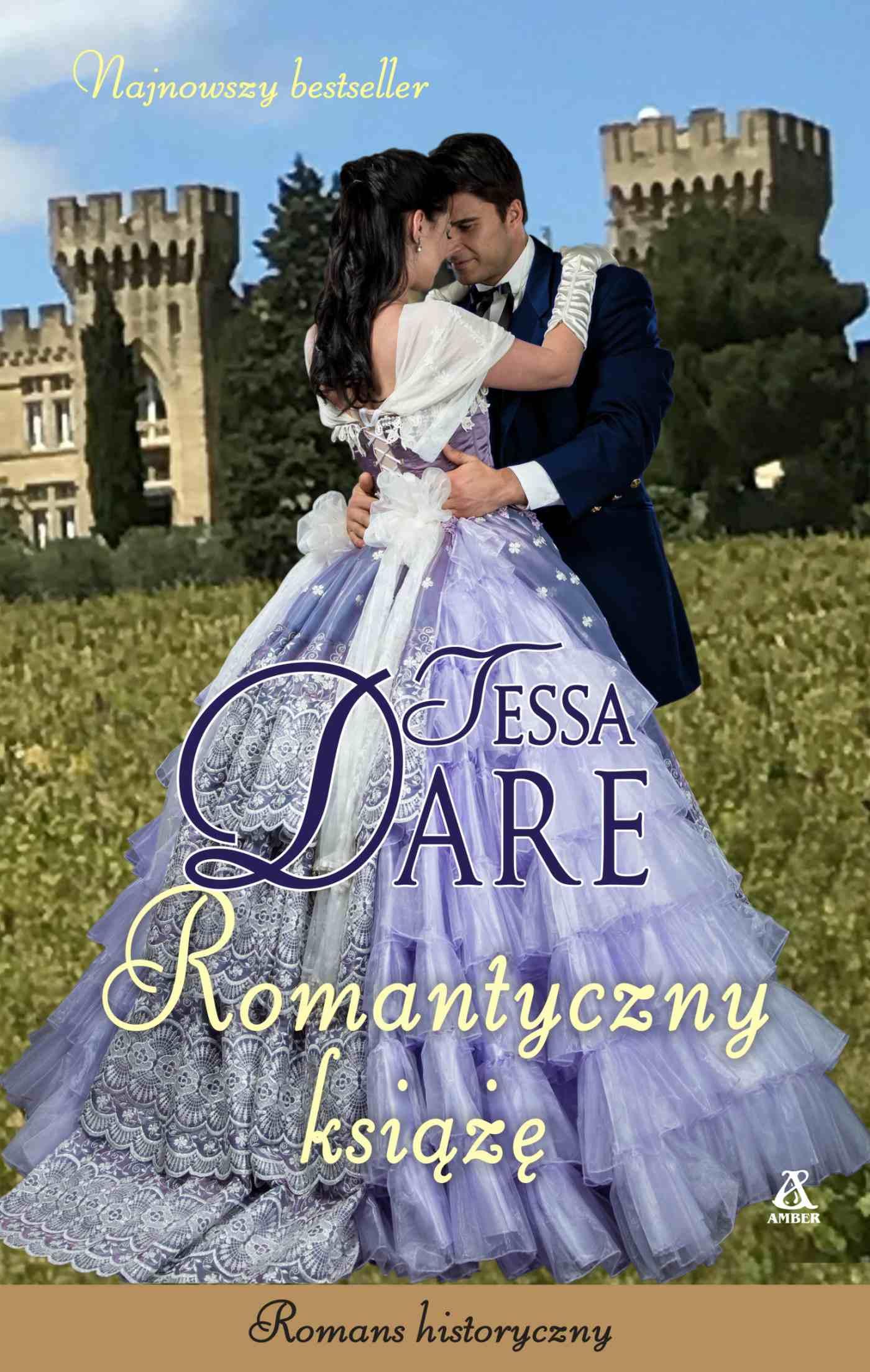 Romantyczny książę - Ebook (Książka na Kindle) do pobrania w formacie MOBI