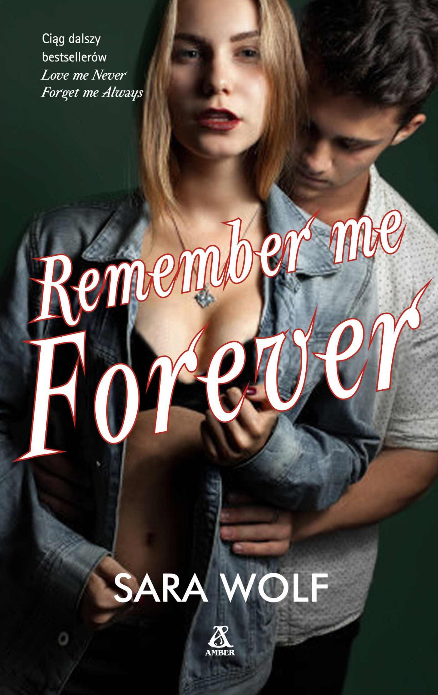 Remember Me Forever - Ebook (Książka na Kindle) do pobrania w formacie MOBI