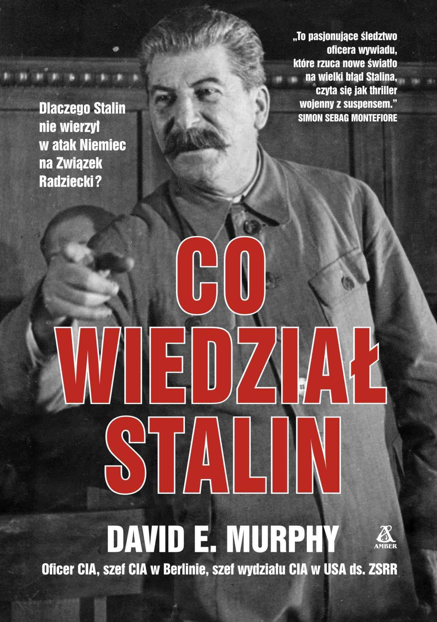 Co wiedział Stalin - Ebook (Książka na Kindle) do pobrania w formacie MOBI