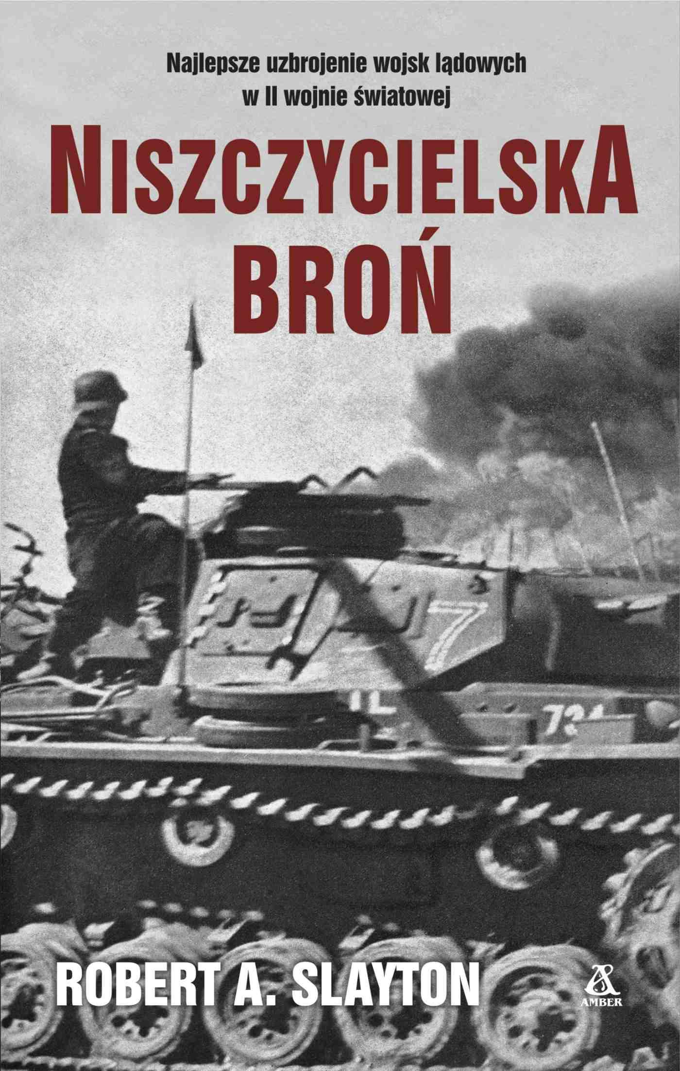 Niszczycielska broń - Ebook (Książka na Kindle) do pobrania w formacie MOBI