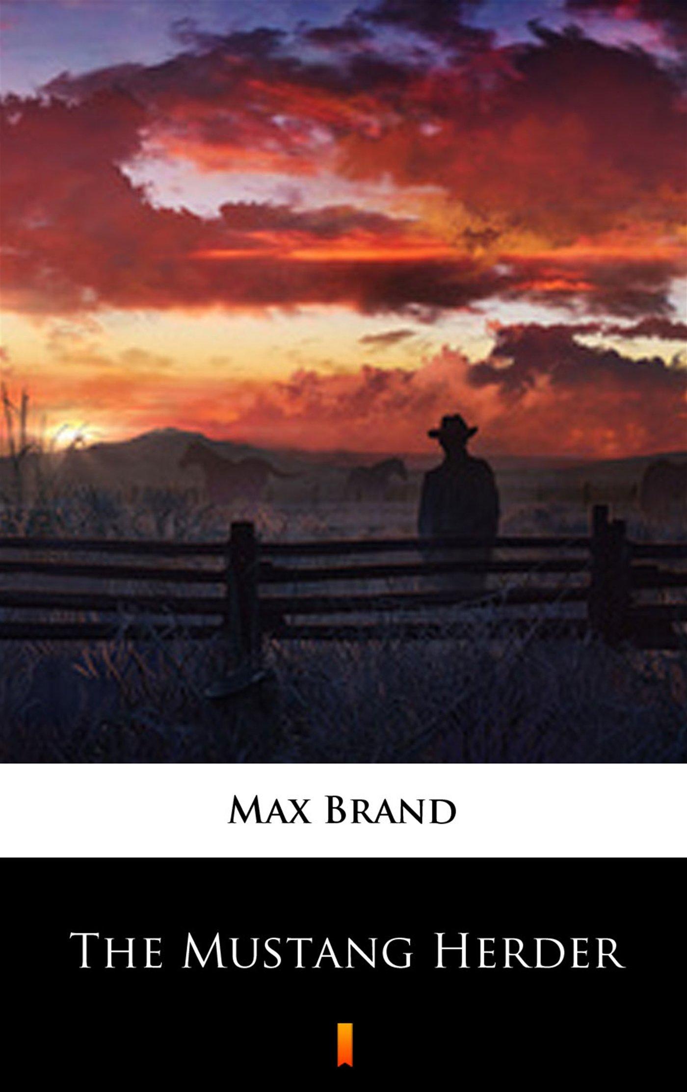 The Mustang Herder - Ebook (Książka na Kindle) do pobrania w formacie MOBI