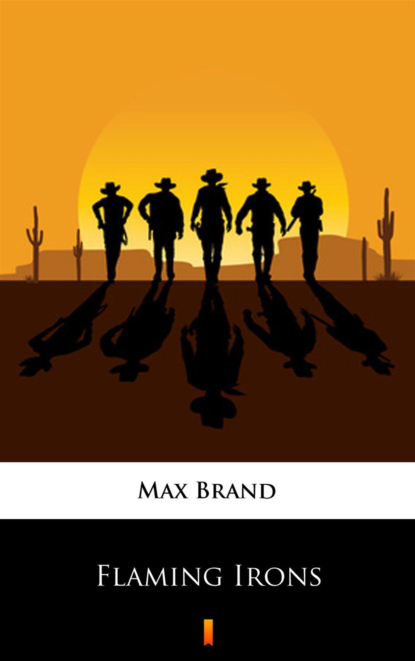 Flaming Irons - Ebook (Książka na Kindle) do pobrania w formacie MOBI