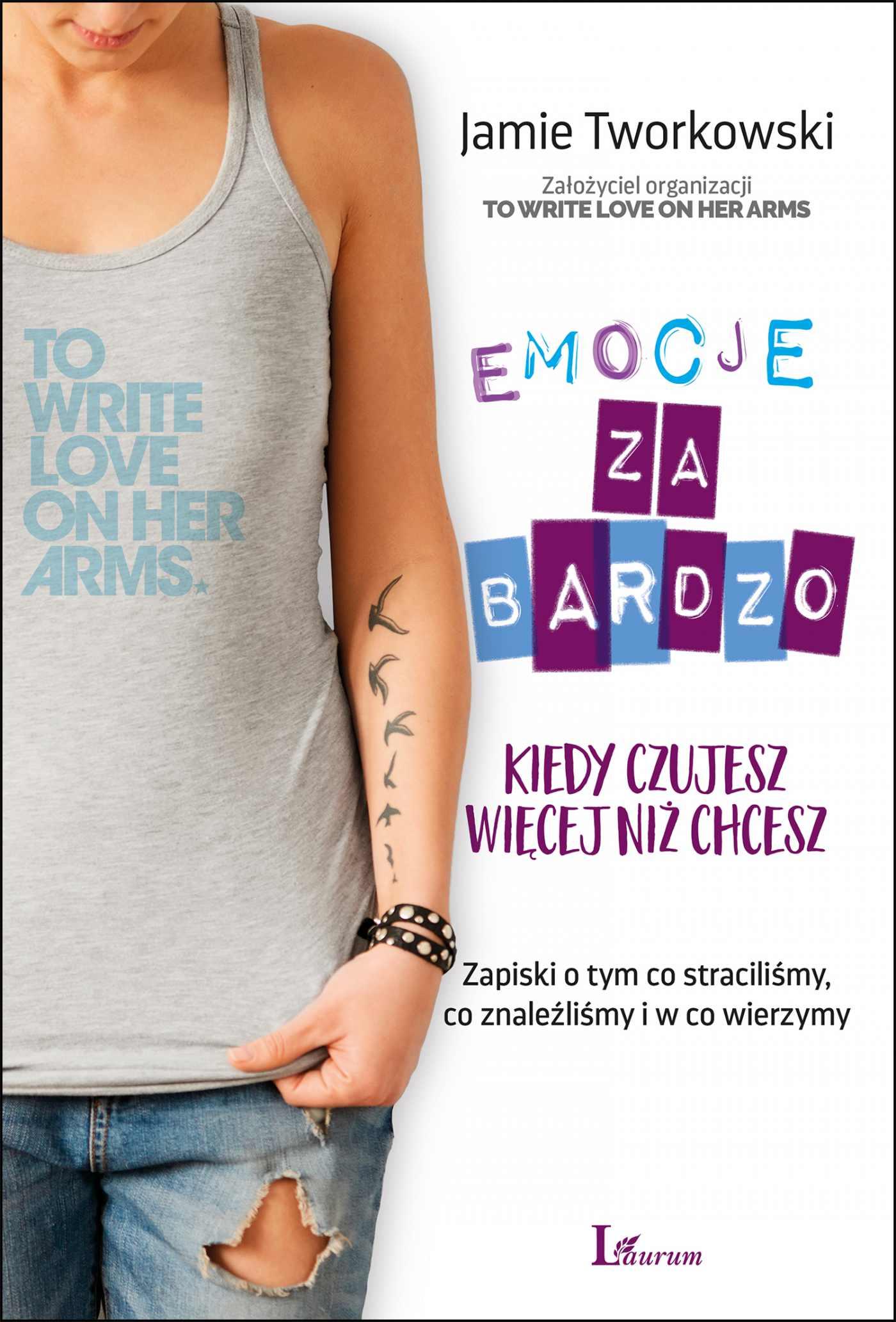 Emocje ZA BARDZO - Ebook (Książka EPUB) do pobrania w formacie EPUB
