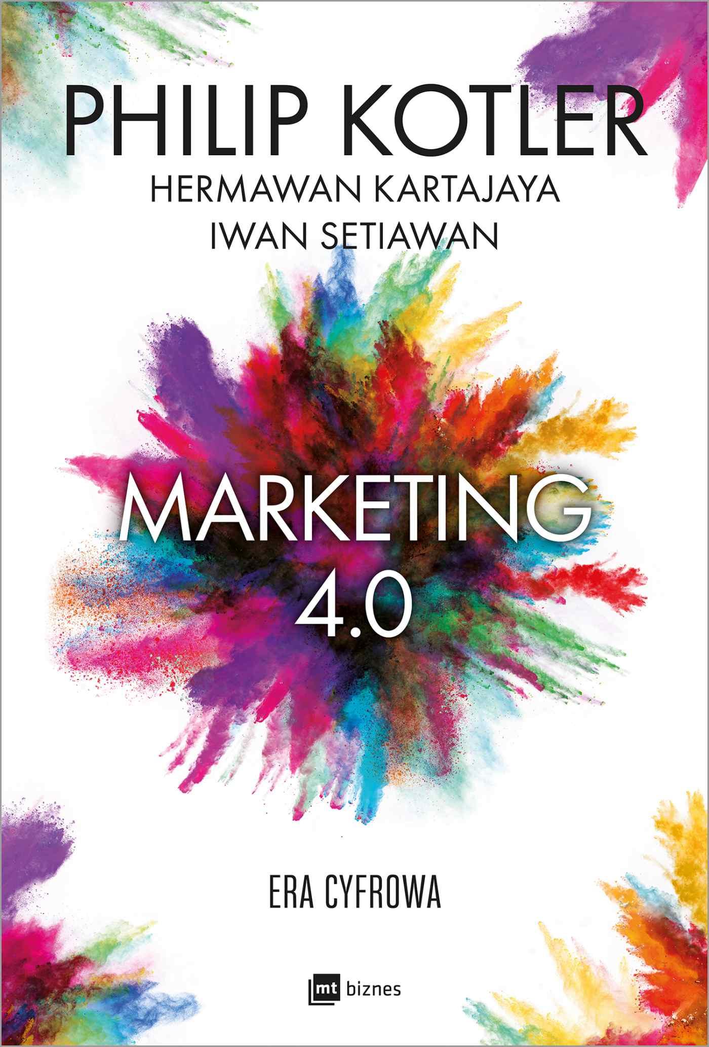 Marketing 4.0 - Ebook (Książka na Kindle) do pobrania w formacie MOBI