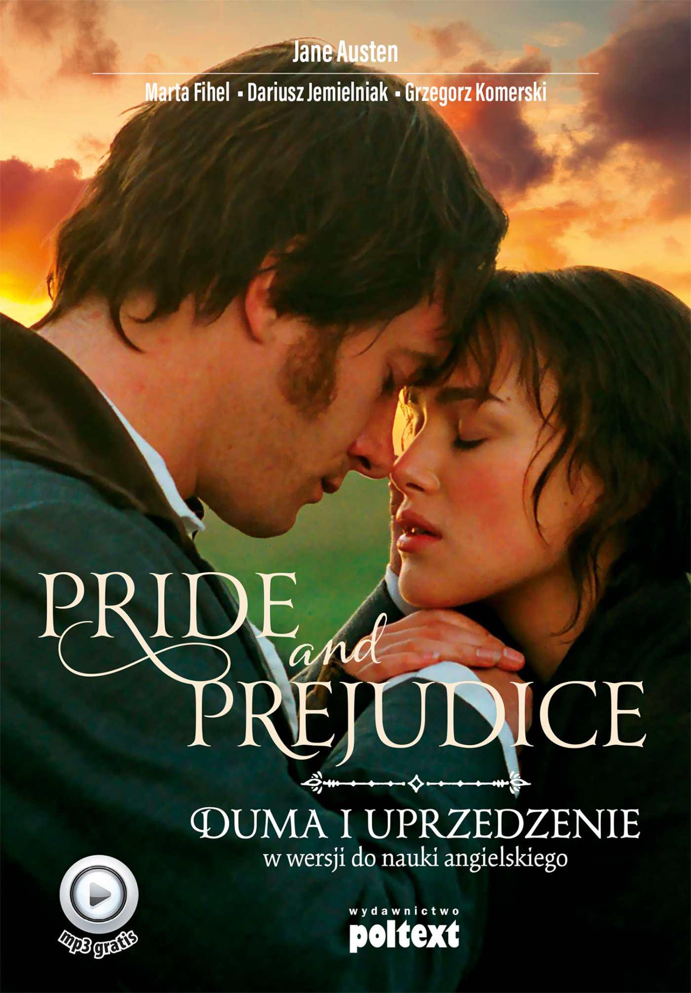 Pride and Prejudice. Duma i uprzedzenie w wersji do nauki angielskiego - Ebook (Książka na Kindle) do pobrania w formacie MOBI