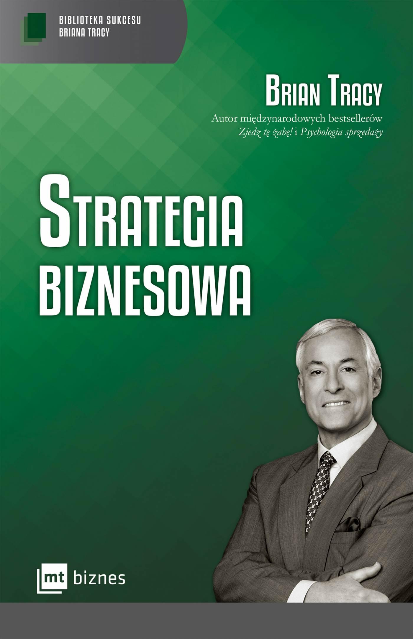 Strategia biznesowa - Ebook (Książka EPUB) do pobrania w formacie EPUB