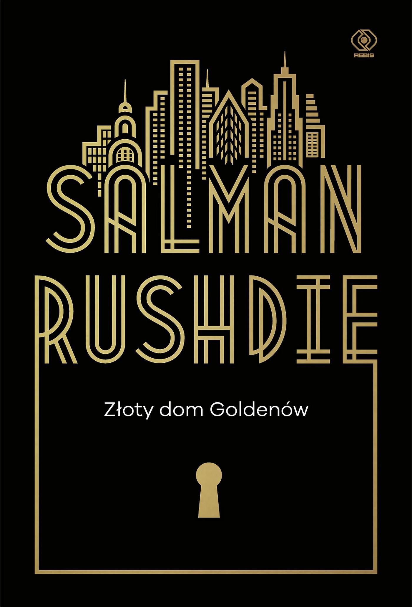 Złoty dom Goldenów - Ebook (Książka na Kindle) do pobrania w formacie MOBI