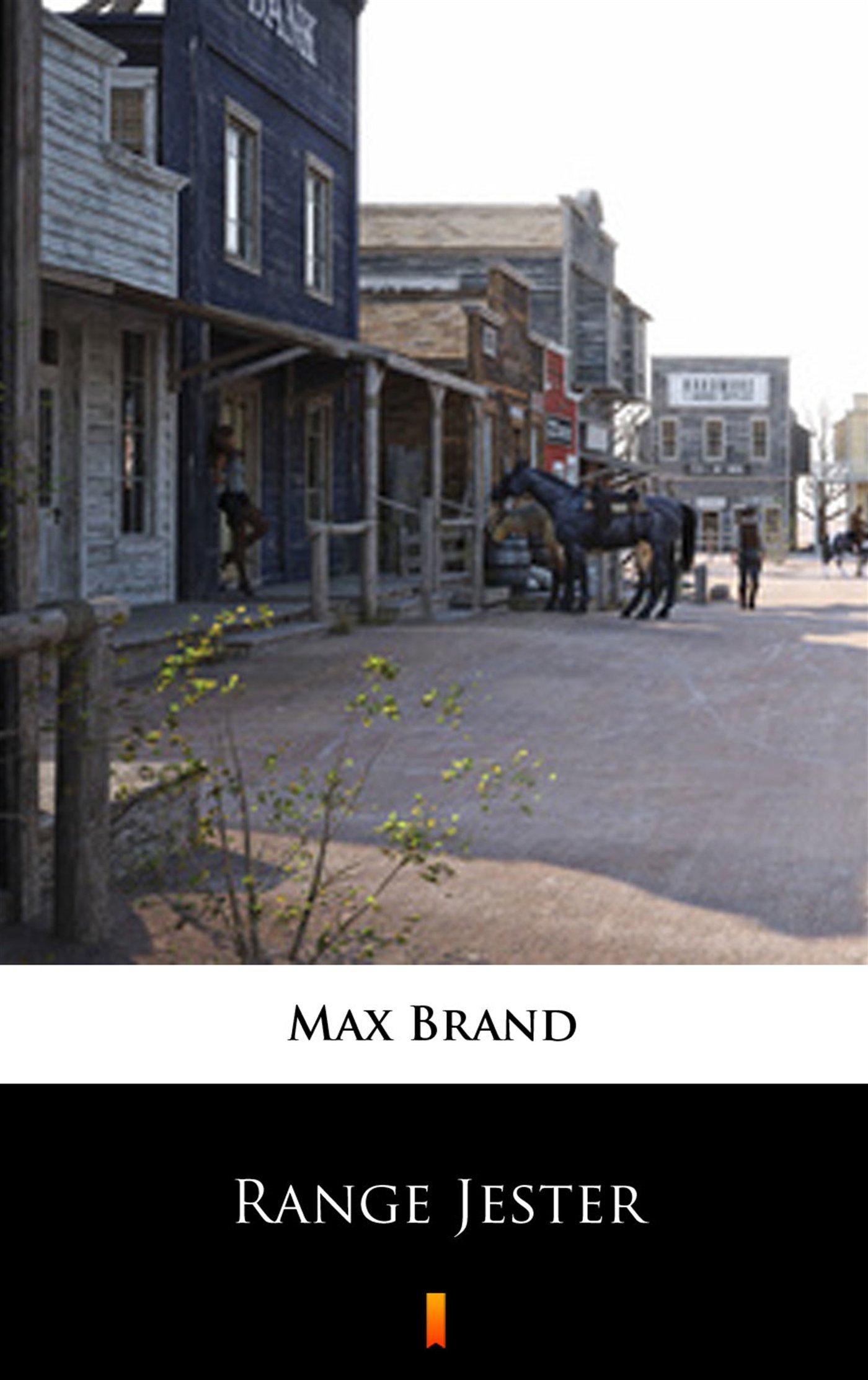Range Jester - Ebook (Książka na Kindle) do pobrania w formacie MOBI