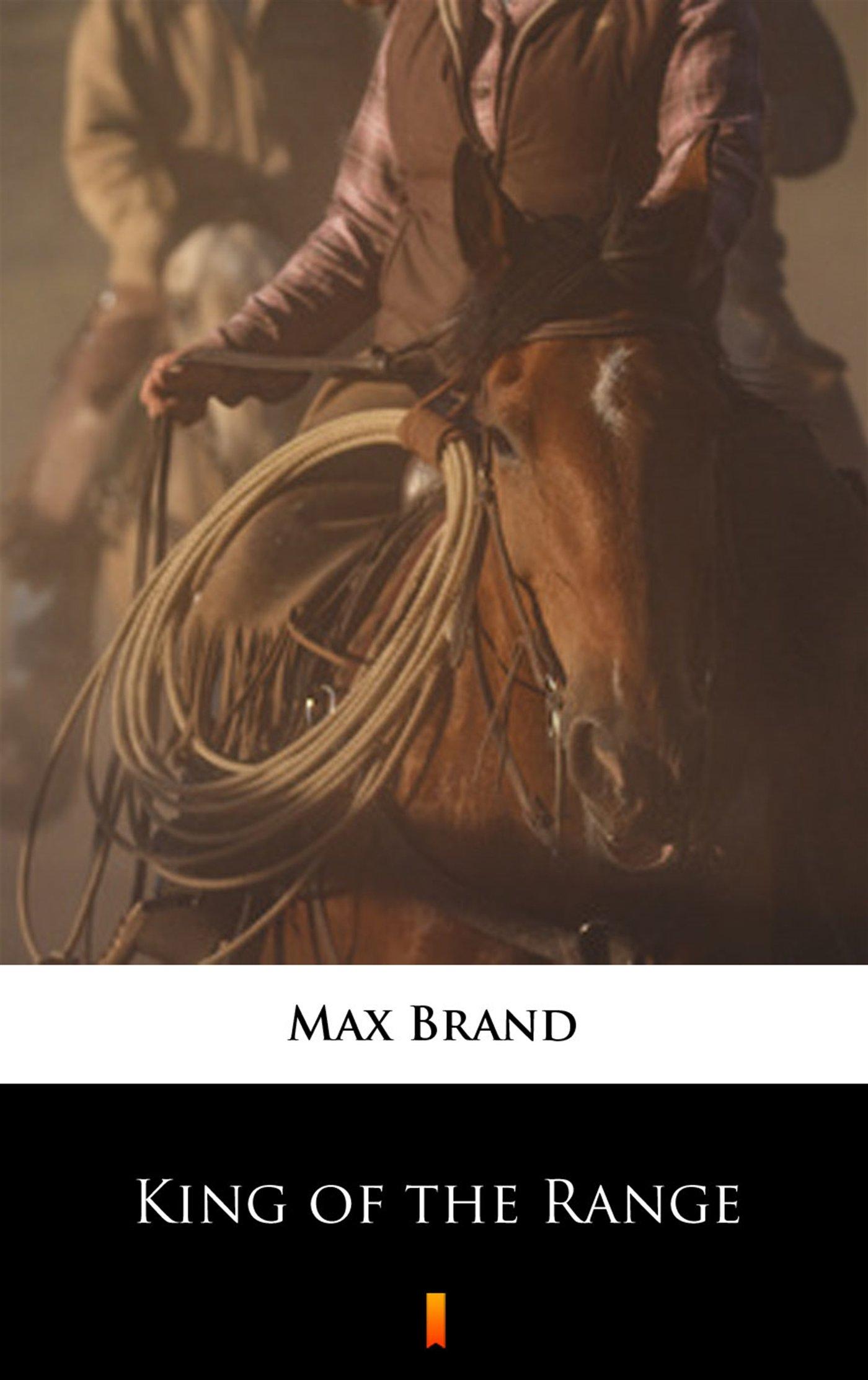 King of the Range - Ebook (Książka EPUB) do pobrania w formacie EPUB