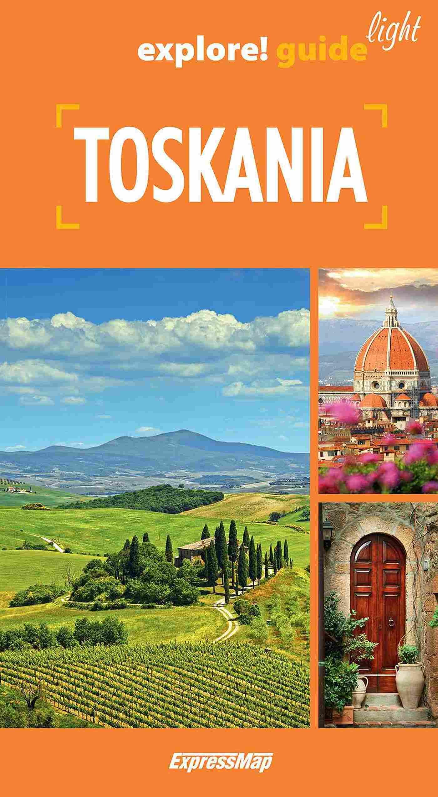 Toskania light: przewodnik - Ebook (Książka EPUB) do pobrania w formacie EPUB