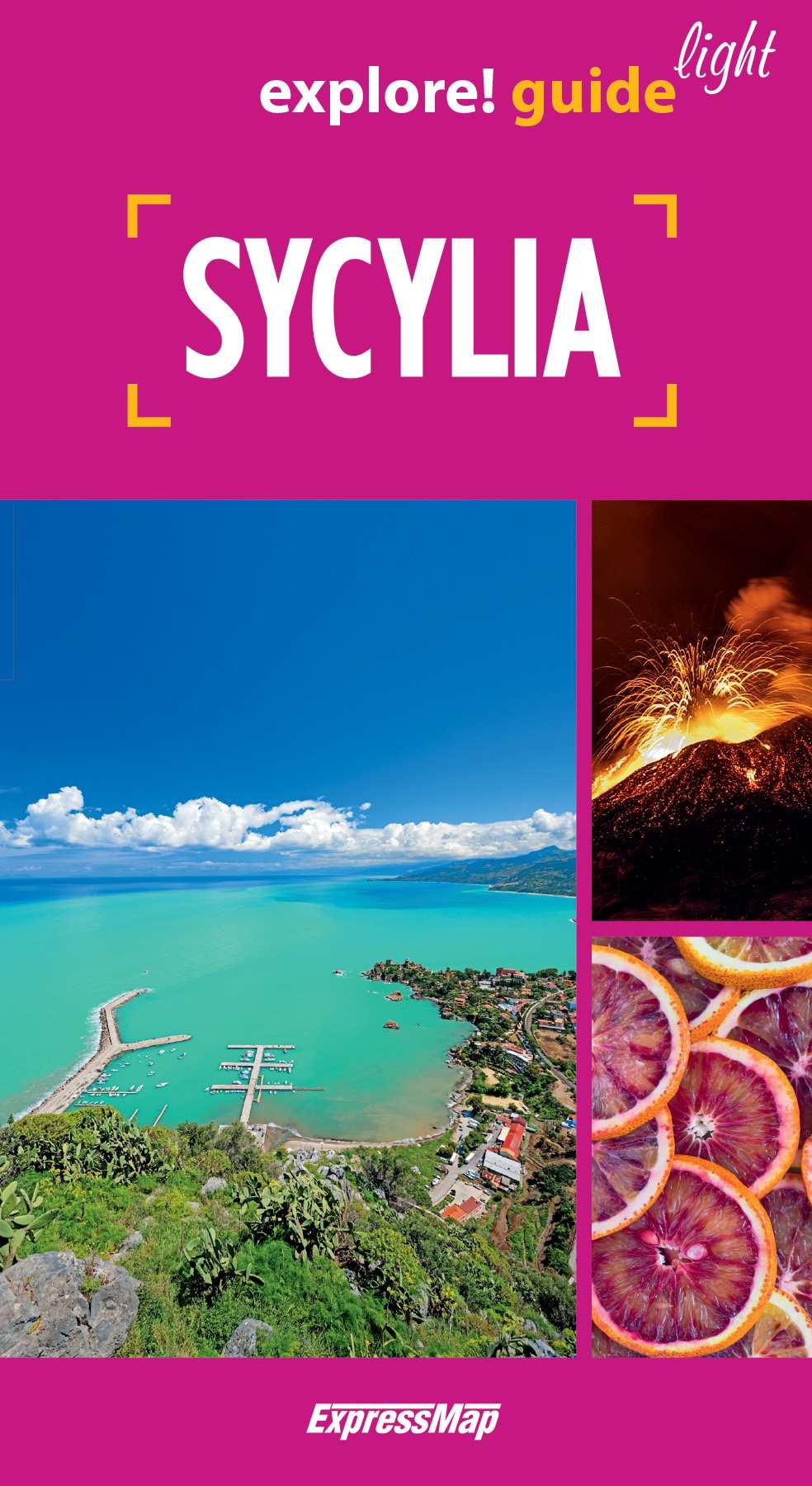 Sycylia light: przewodnik - Ebook (Książka EPUB) do pobrania w formacie EPUB
