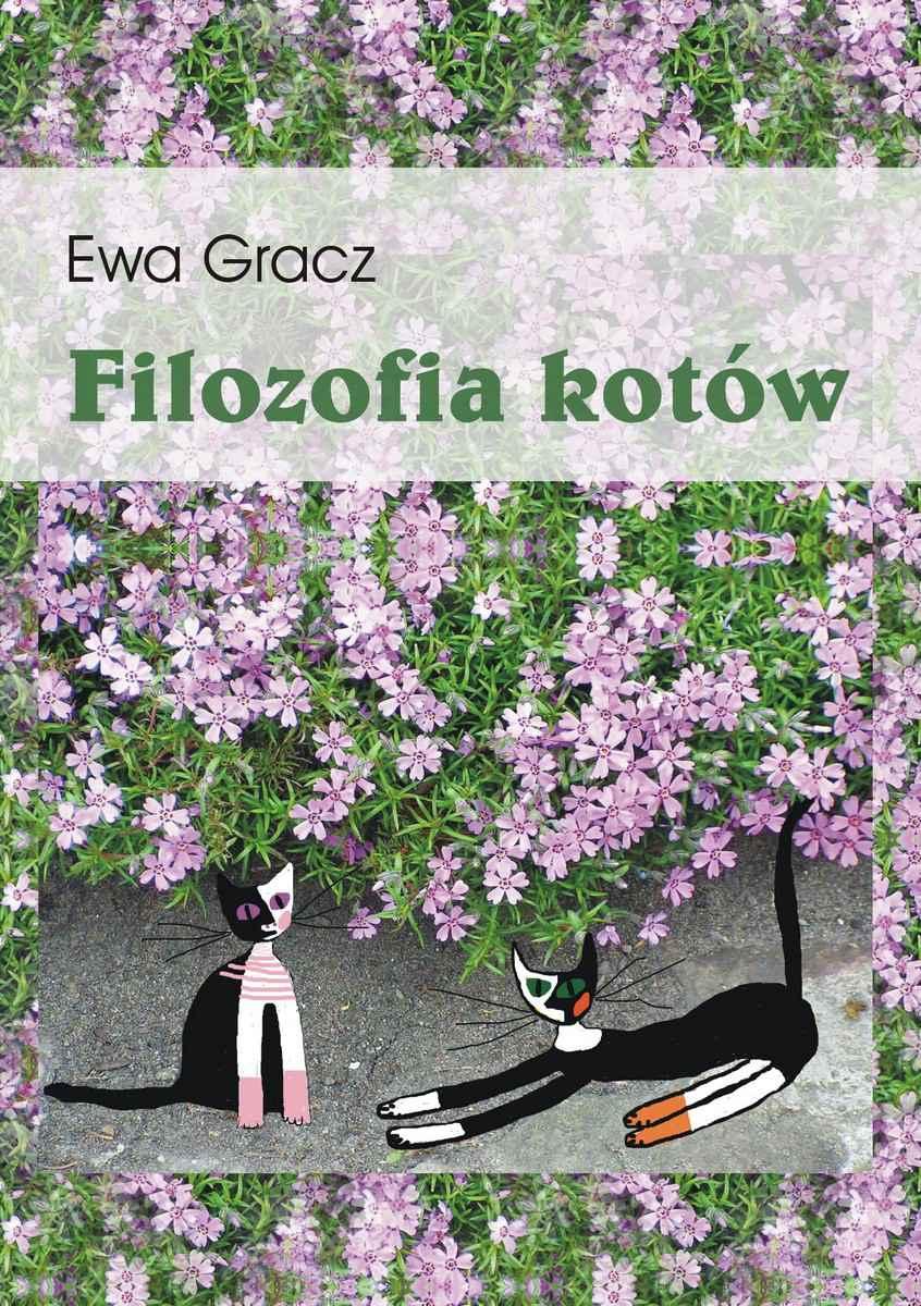 Filozofia kotów - Ebook (Książka EPUB) do pobrania w formacie EPUB