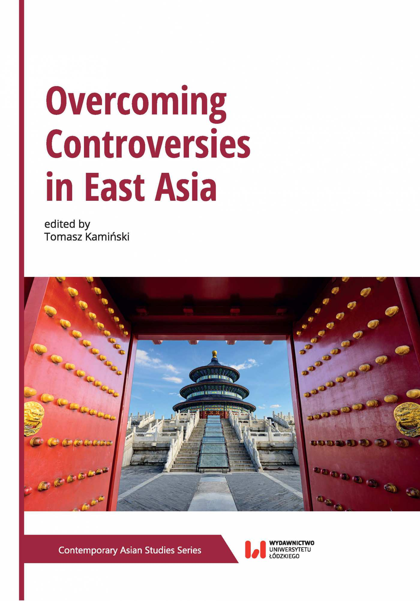 Overcoming Controversies in East Asia - Ebook (Książka PDF) do pobrania w formacie PDF