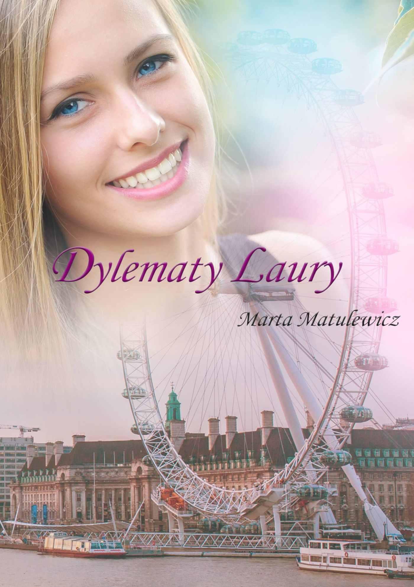 Dylematy Laury - Ebook (Książka na Kindle) do pobrania w formacie MOBI