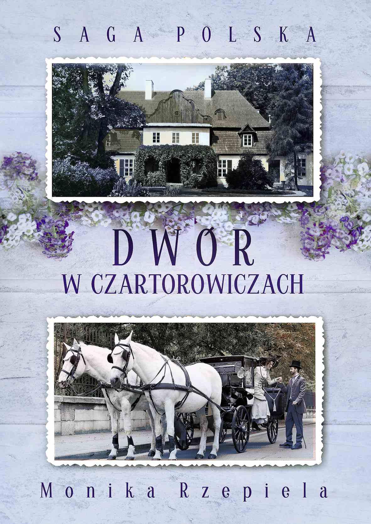 Dwór w Czartorowiczach - Ebook (Książka na Kindle) do pobrania w formacie MOBI