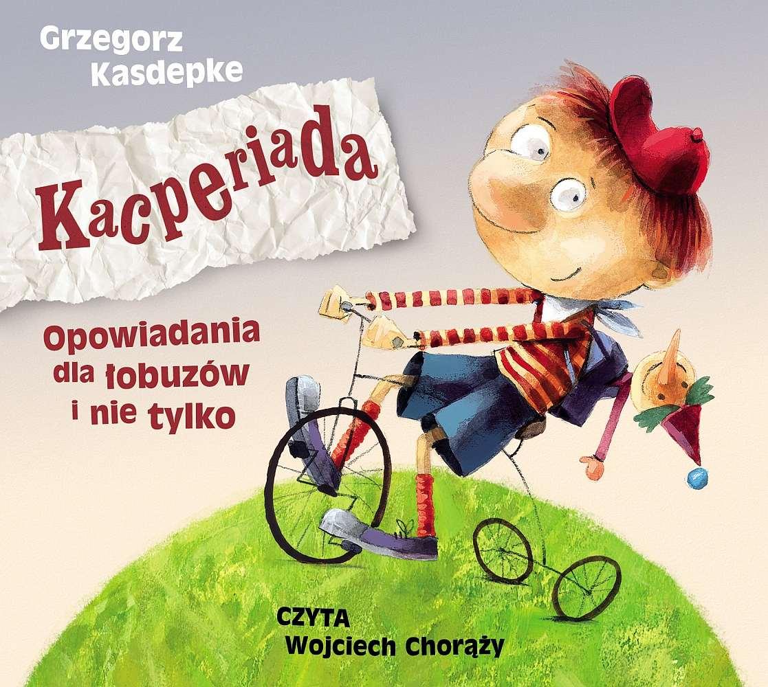Kacperiada - Audiobook (Książka audio MP3) do pobrania w całości w archiwum ZIP