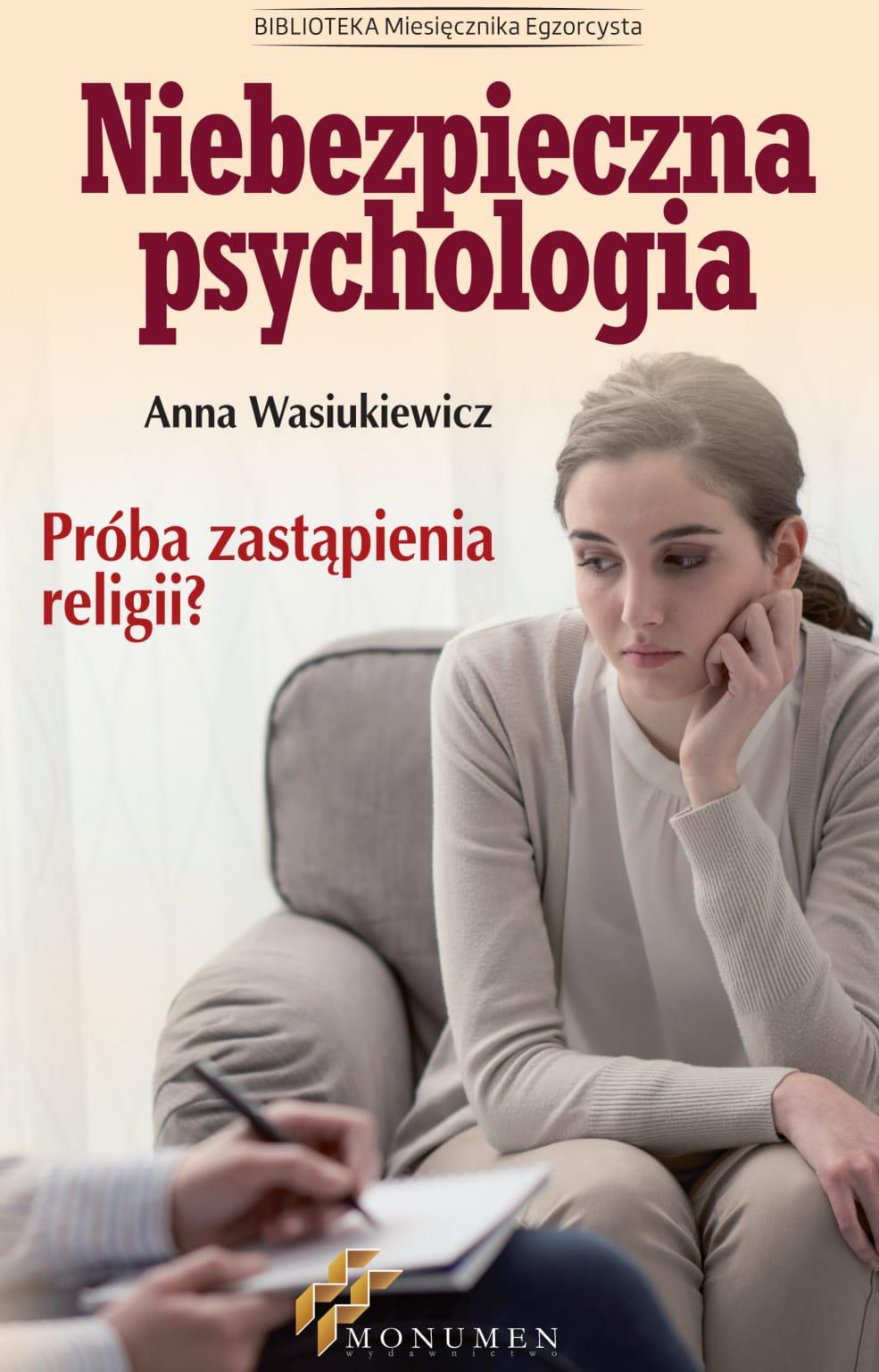 Niebezpieczna psychologia - Ebook (Książka PDF) do pobrania w formacie PDF