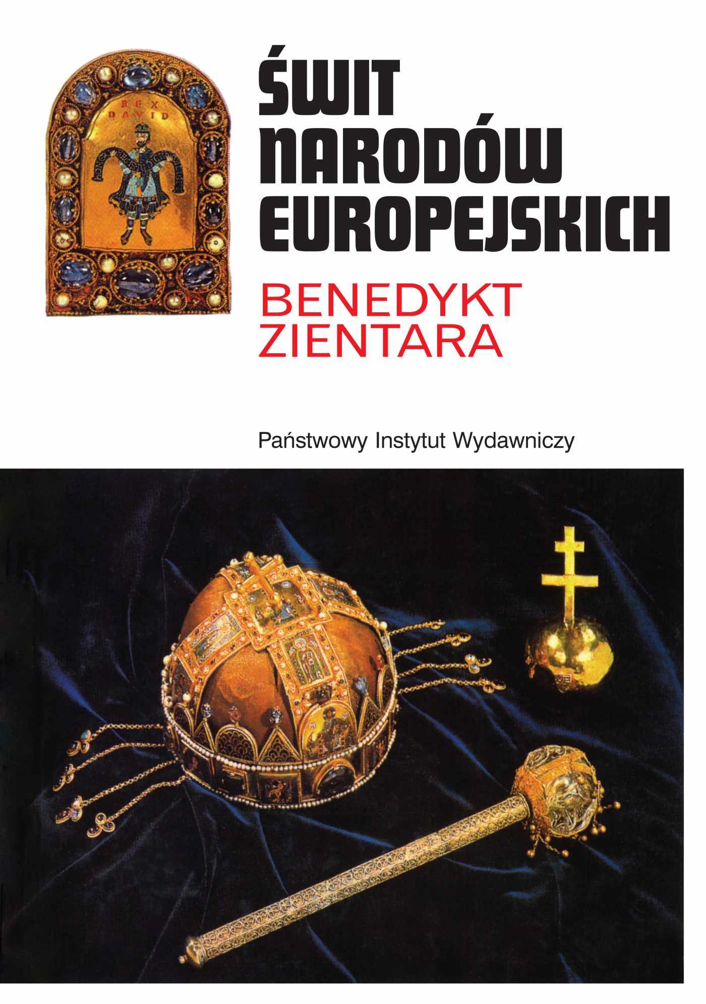Świt narodów europejskich - Ebook (Książka na Kindle) do pobrania w formacie MOBI