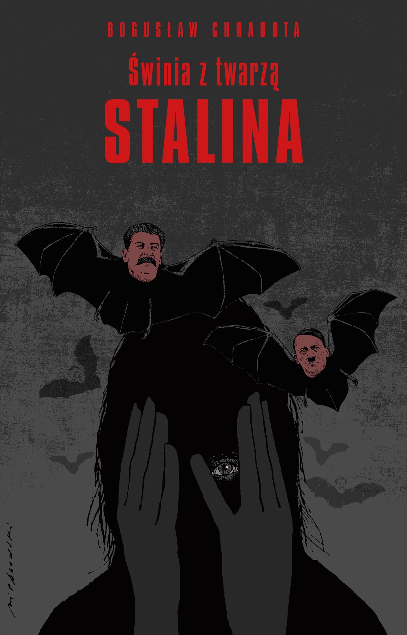 Świnia z twarzą Stalina - Ebook (Książka na Kindle) do pobrania w formacie MOBI