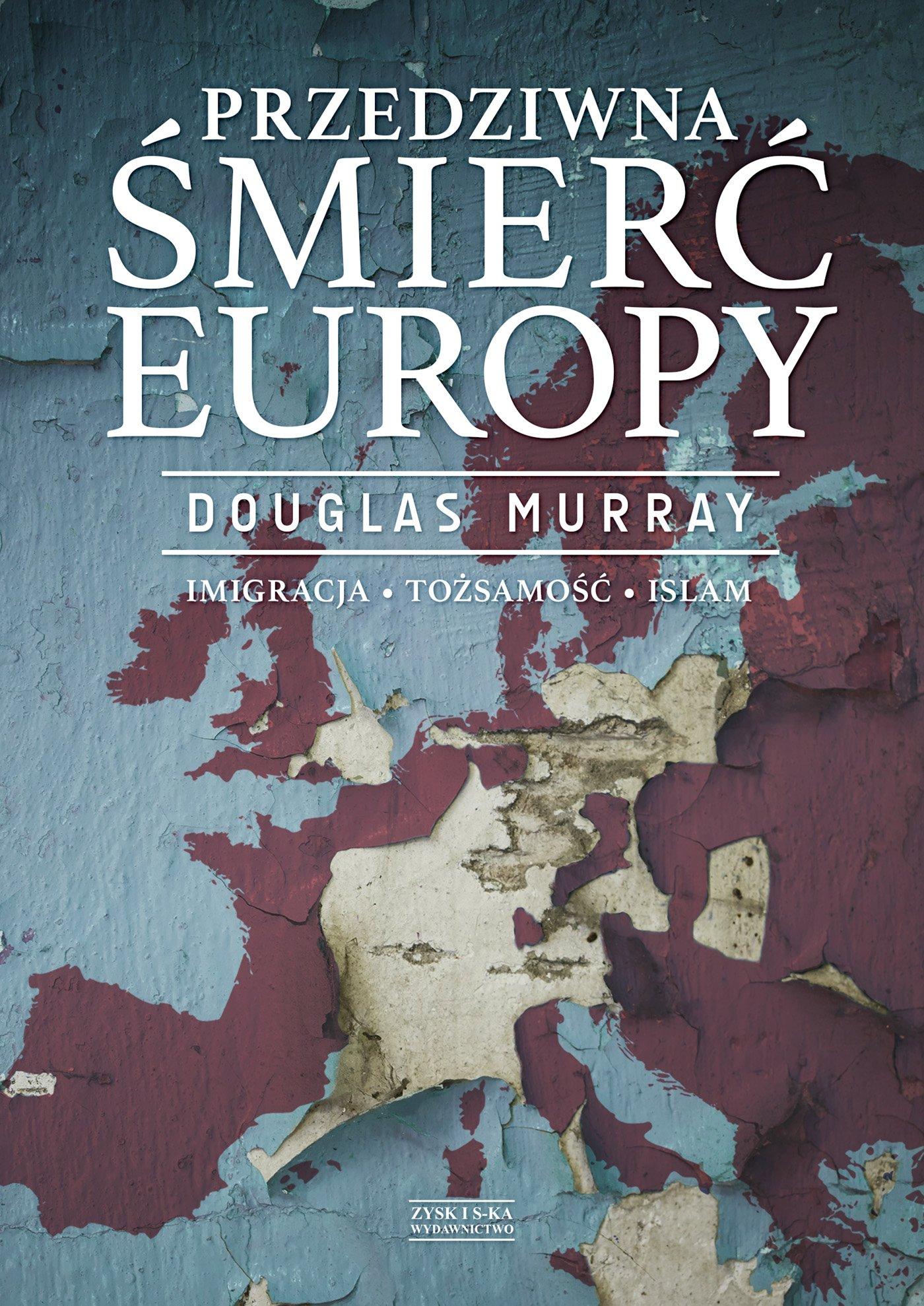 Przedziwna śmierć Europy - Ebook (Książka na Kindle) do pobrania w formacie MOBI