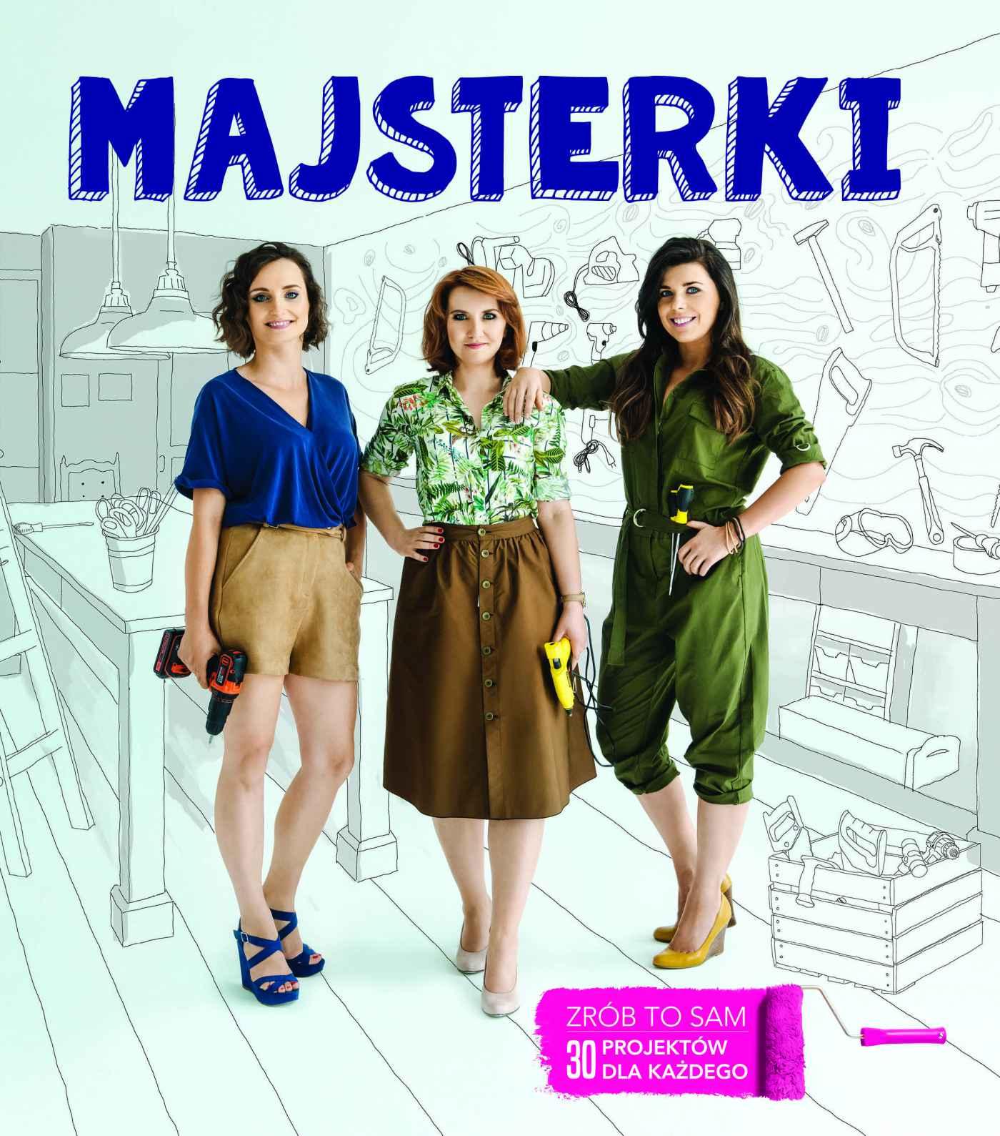 Majsterki - Ebook (Książka na Kindle) do pobrania w formacie MOBI