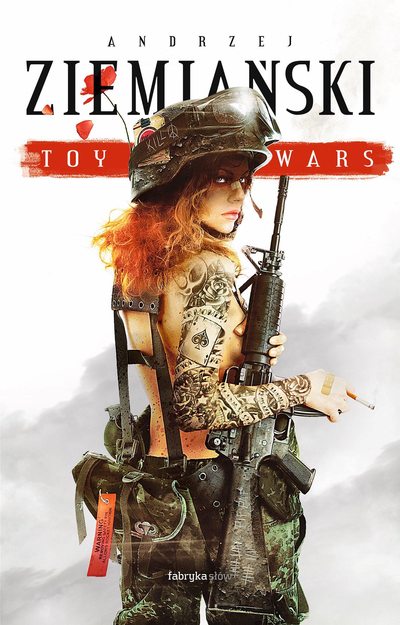 Toy Wars - Ebook (Książka EPUB) do pobrania w formacie EPUB