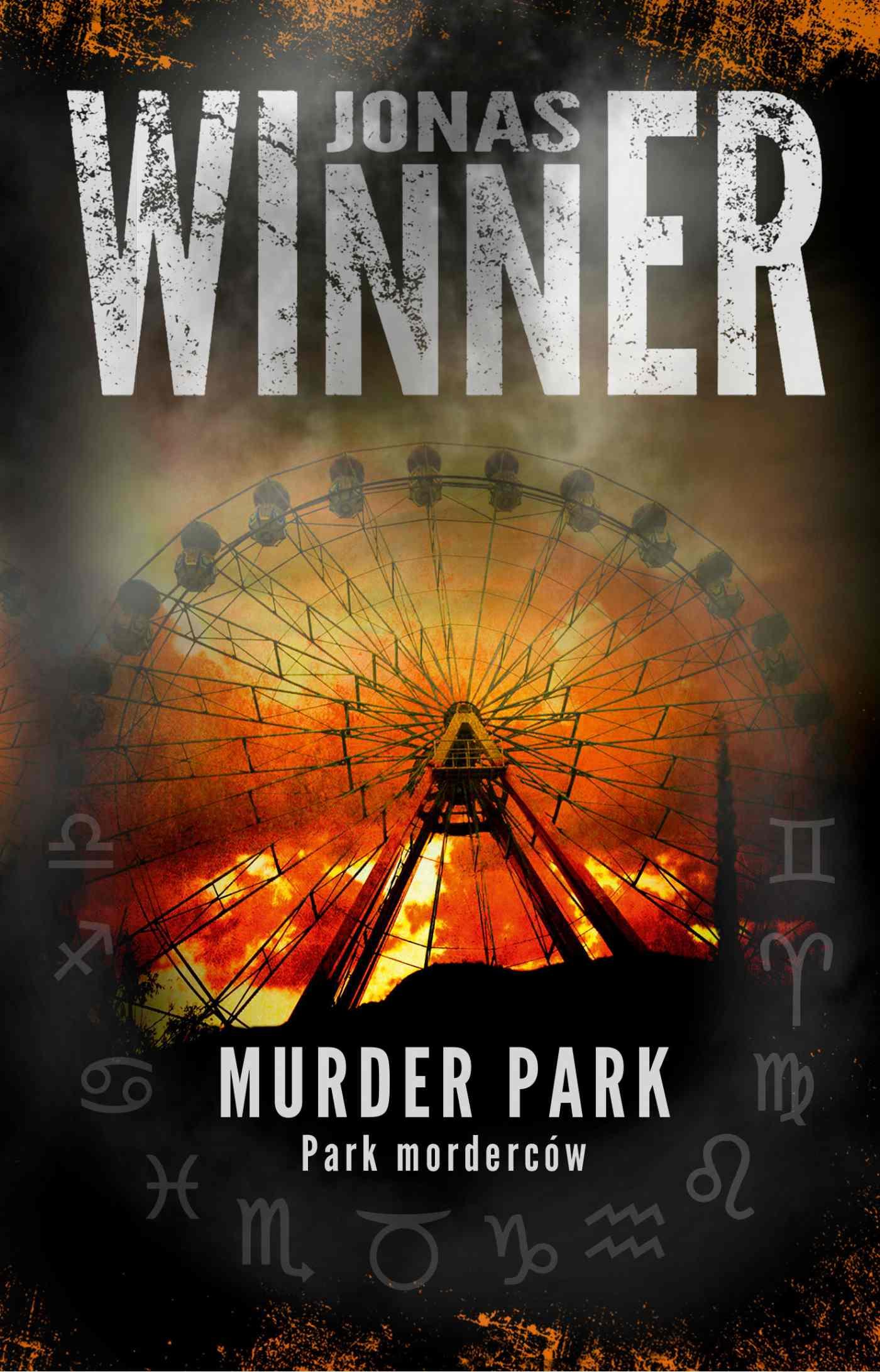 Murder park. Park morderców - Ebook (Książka na Kindle) do pobrania w formacie MOBI