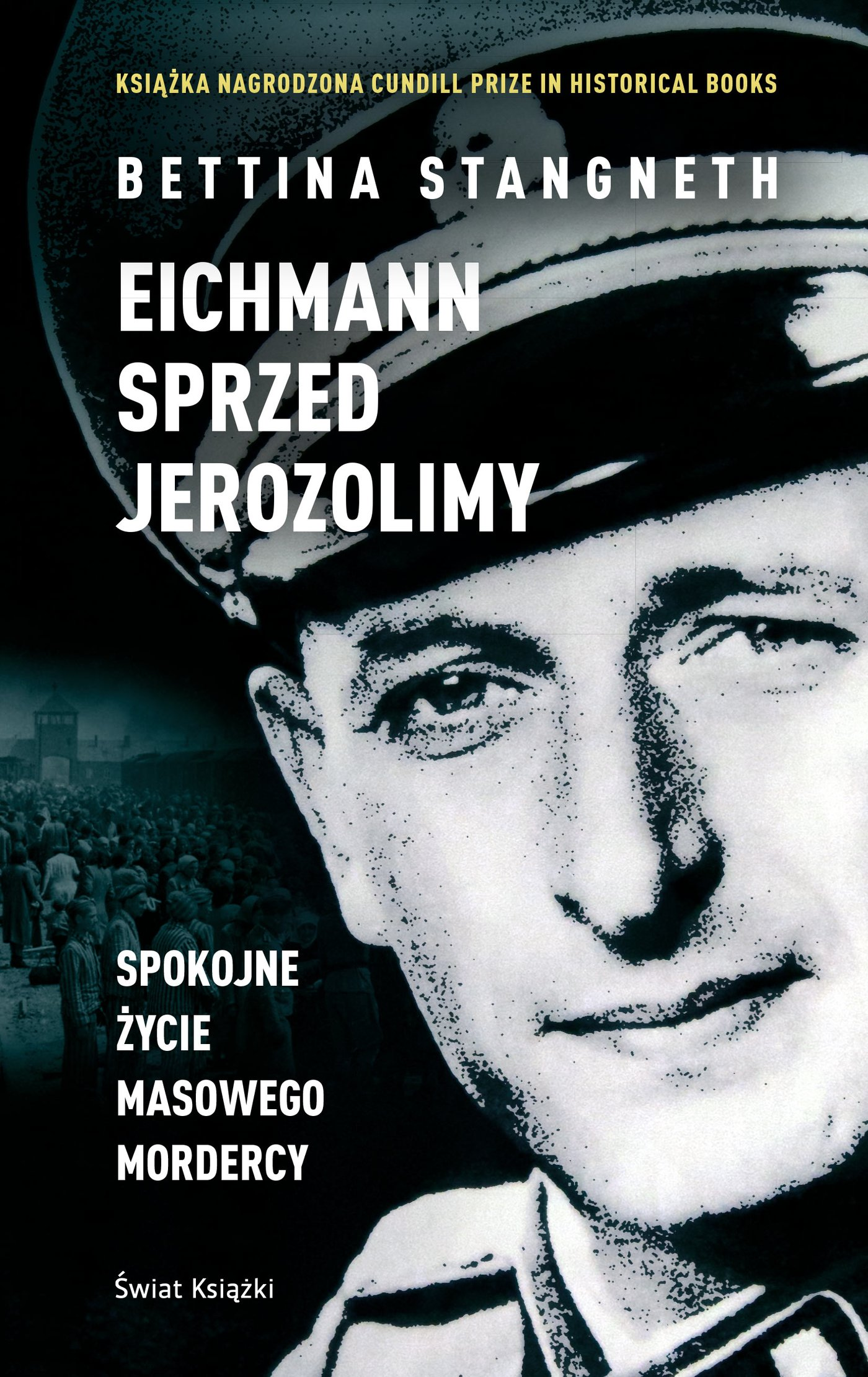 Eichmann sprzed Jerozolimy - Ebook (Książka EPUB) do pobrania w formacie EPUB
