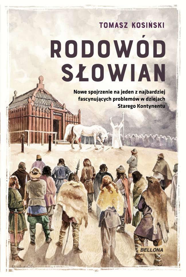 Rodowód Słowian - Ebook (Książka na Kindle) do pobrania w formacie MOBI