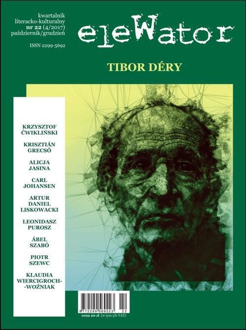 eleWator 22 (4/2017) - Tibor Dery - Ebook (Książka PDF) do pobrania w formacie PDF