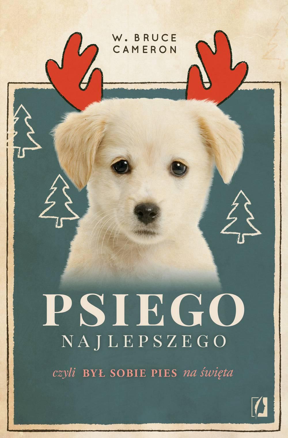 Psiego najlepszego. Był sobie pies na święta - Audiobook (Książka audio MP3) do pobrania w całości w archiwum ZIP