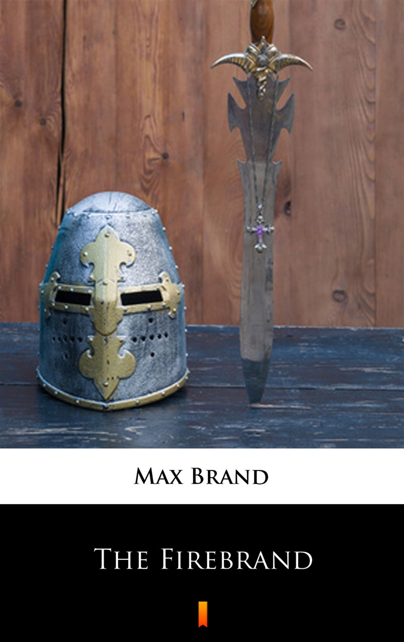 The Firebrand - Ebook (Książka na Kindle) do pobrania w formacie MOBI