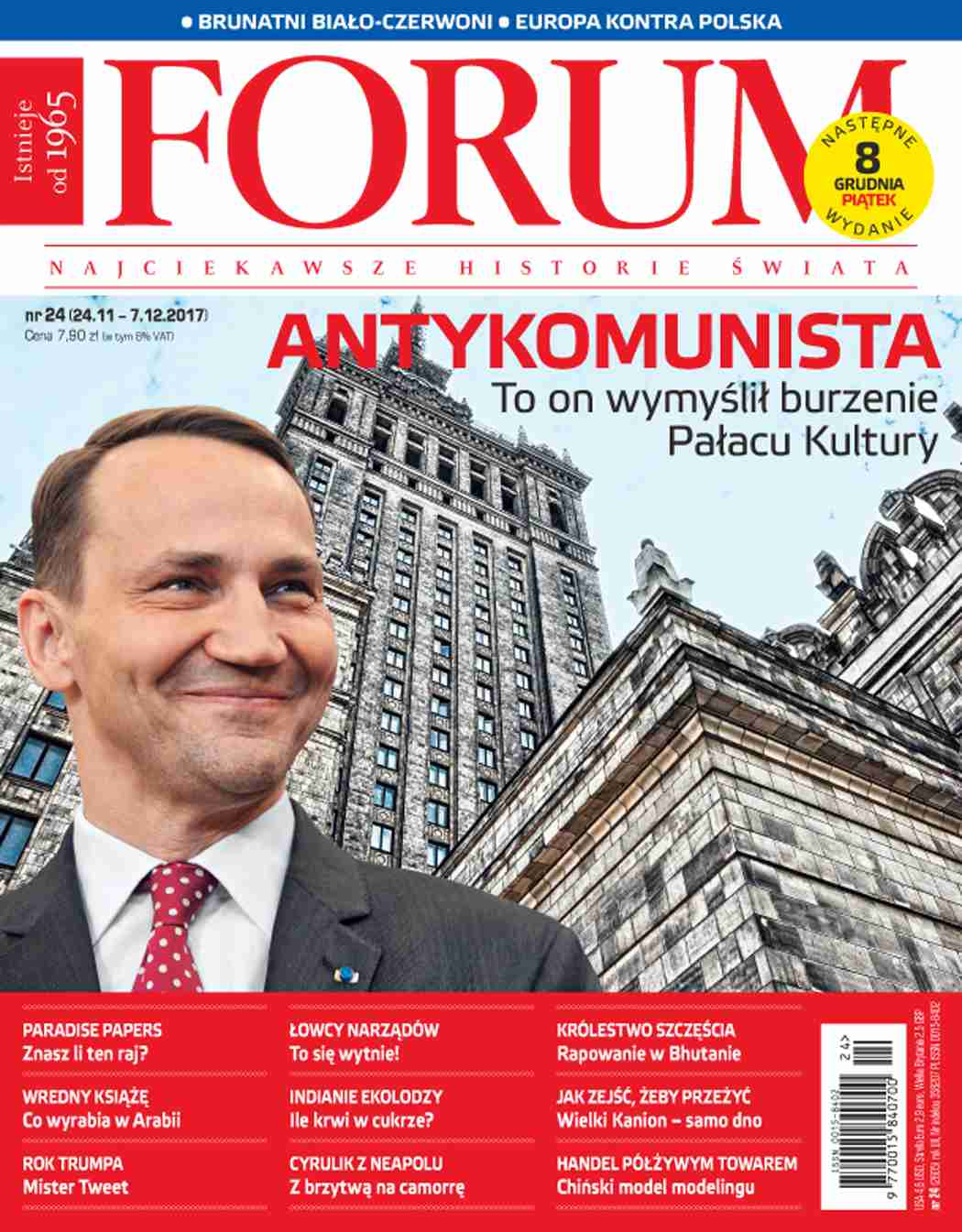 Forum nr 24/2017 - Ebook (Książka PDF) do pobrania w formacie PDF