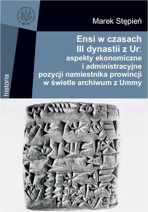 Ensi w czasach III dynastii z Ur - Ebook (Książka PDF) do pobrania w formacie PDF