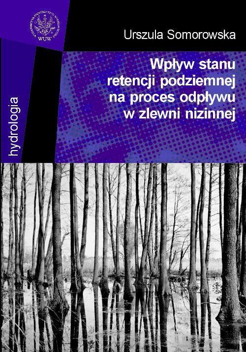 Wpływ stanu retencji podziemnej na proces odpływu w zlewni nizinnej - Ebook (Książka PDF) do pobrania w formacie PDF