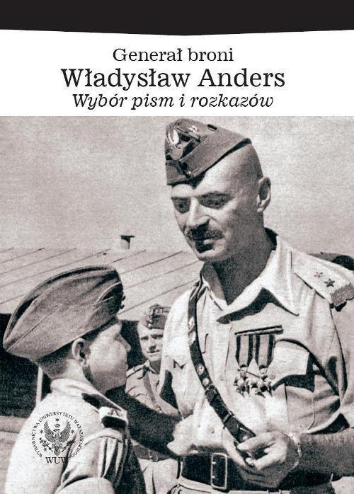 Generał broni Władysław Anders - Ebook (Książka PDF) do pobrania w formacie PDF