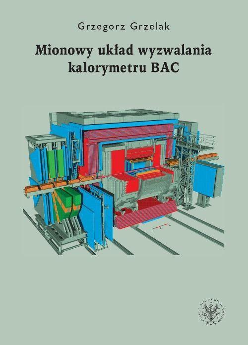 Mionowy układ wyzwalania kalorymetru BAC - Ebook (Książka PDF) do pobrania w formacie PDF