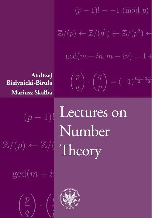Lectures on Number Theory - Ebook (Książka PDF) do pobrania w formacie PDF