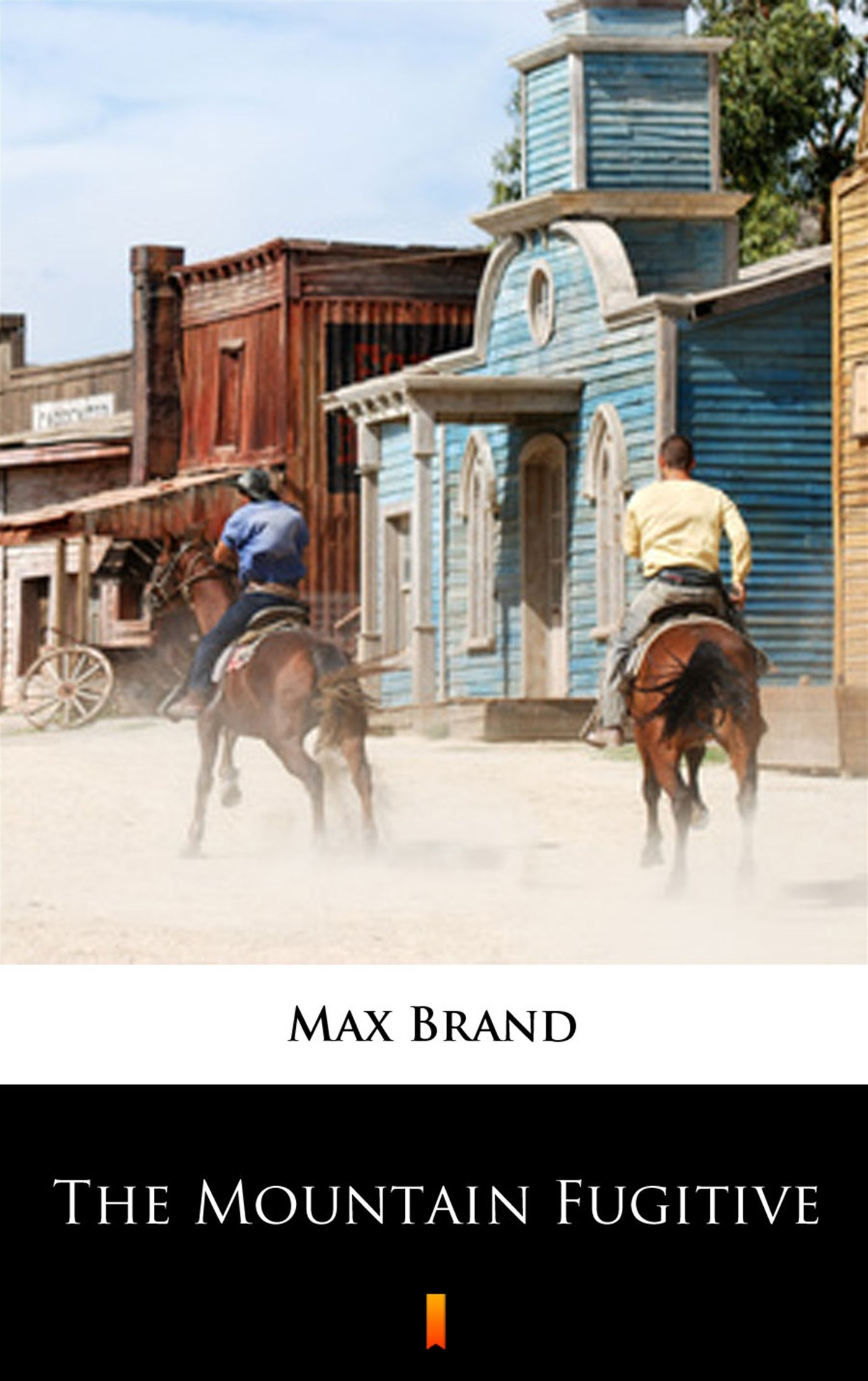 The Mountain Fugitive - Ebook (Książka na Kindle) do pobrania w formacie MOBI