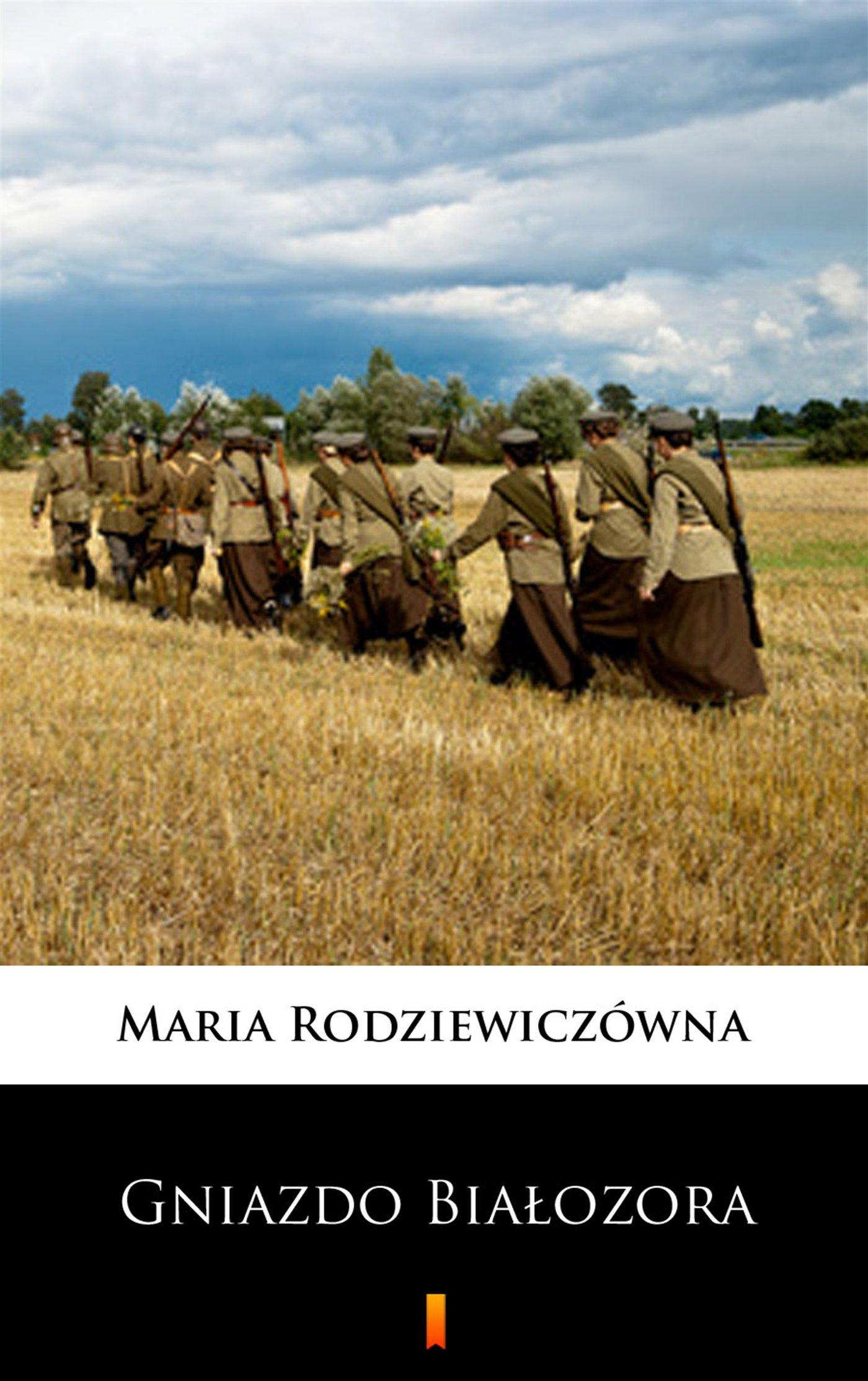 Gniazdo Białozora - Ebook (Książka na Kindle) do pobrania w formacie MOBI