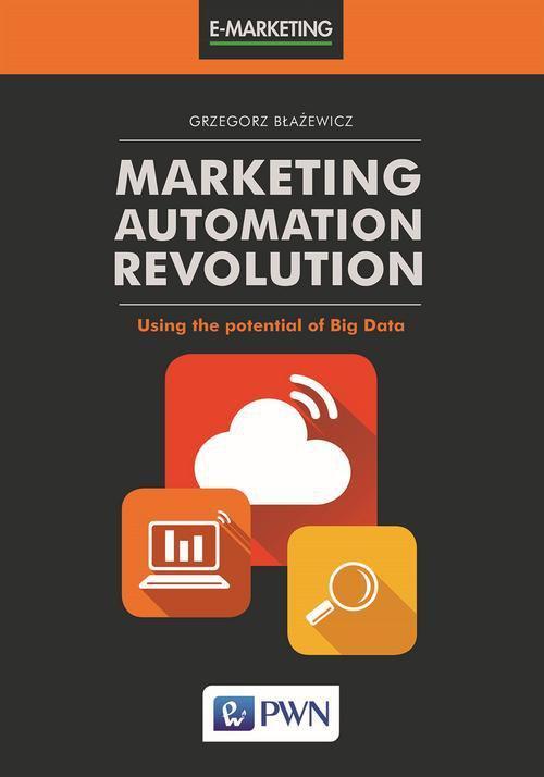 Marketing Automation Revolution - Ebook (Książka na Kindle) do pobrania w formacie MOBI