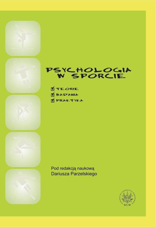 Psychologia w sporcie - Ebook (Książka PDF) do pobrania w formacie PDF