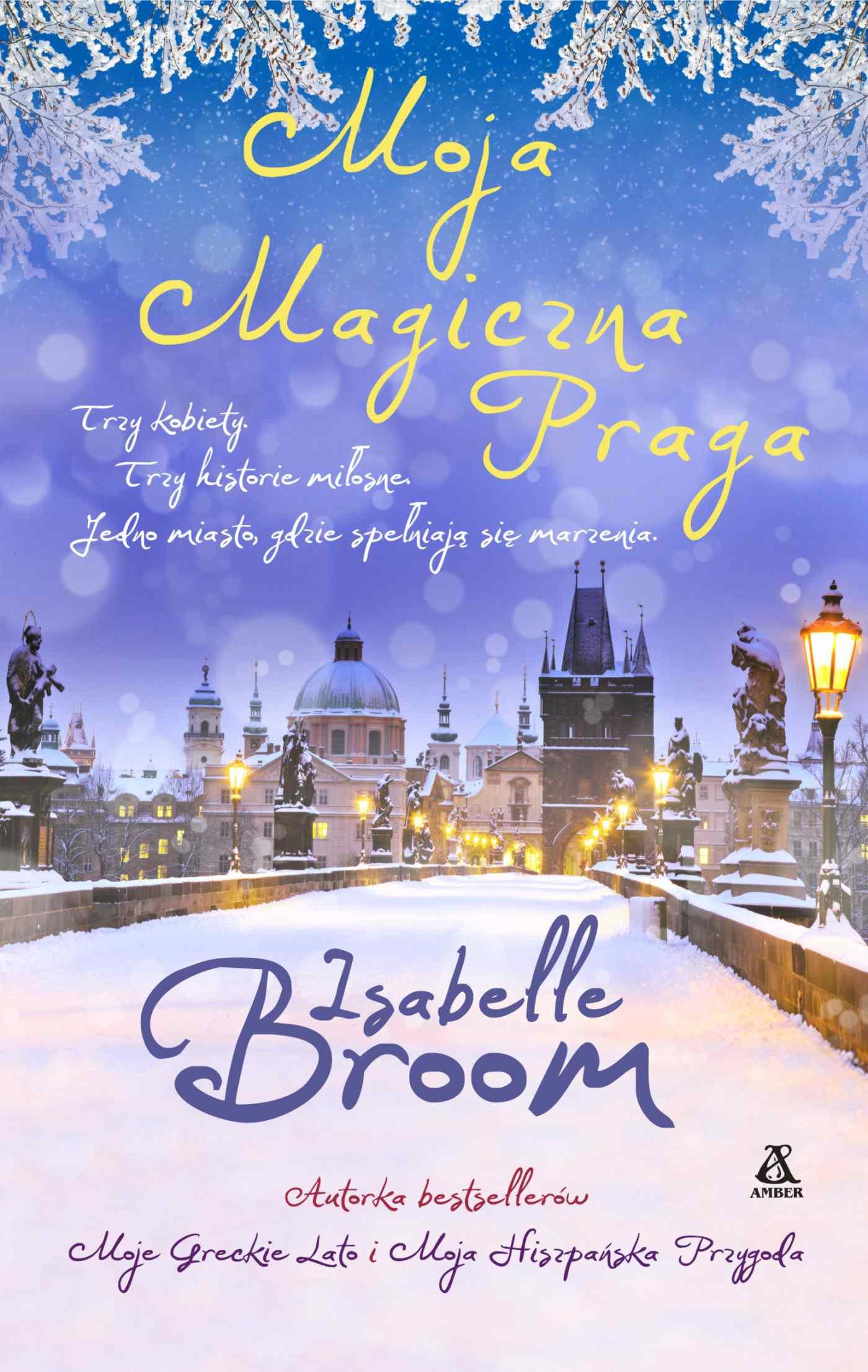 Moja Magiczna Praga - Ebook (Książka na Kindle) do pobrania w formacie MOBI