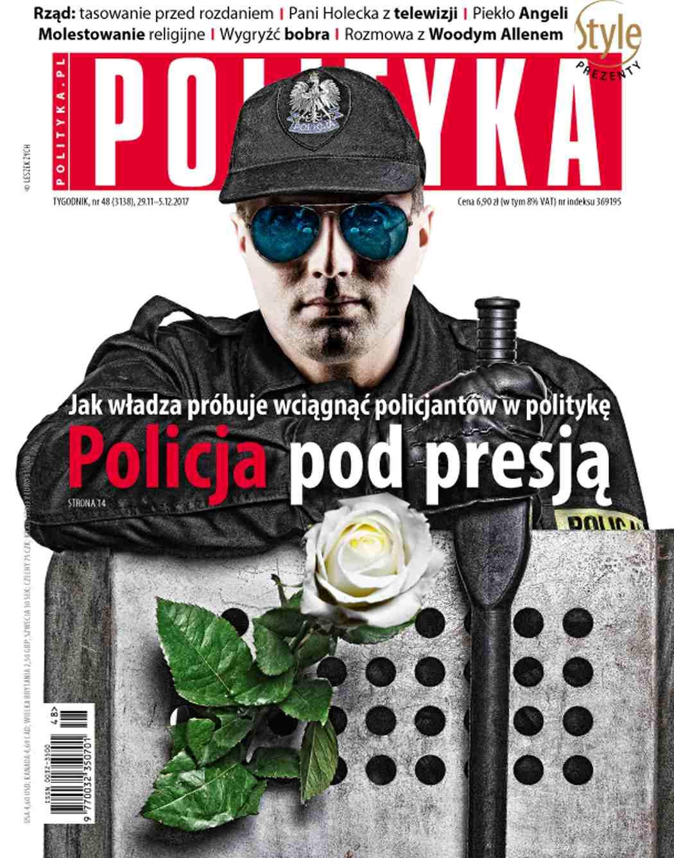 Polityka nr 48/2017 - Ebook (Książka PDF) do pobrania w formacie PDF