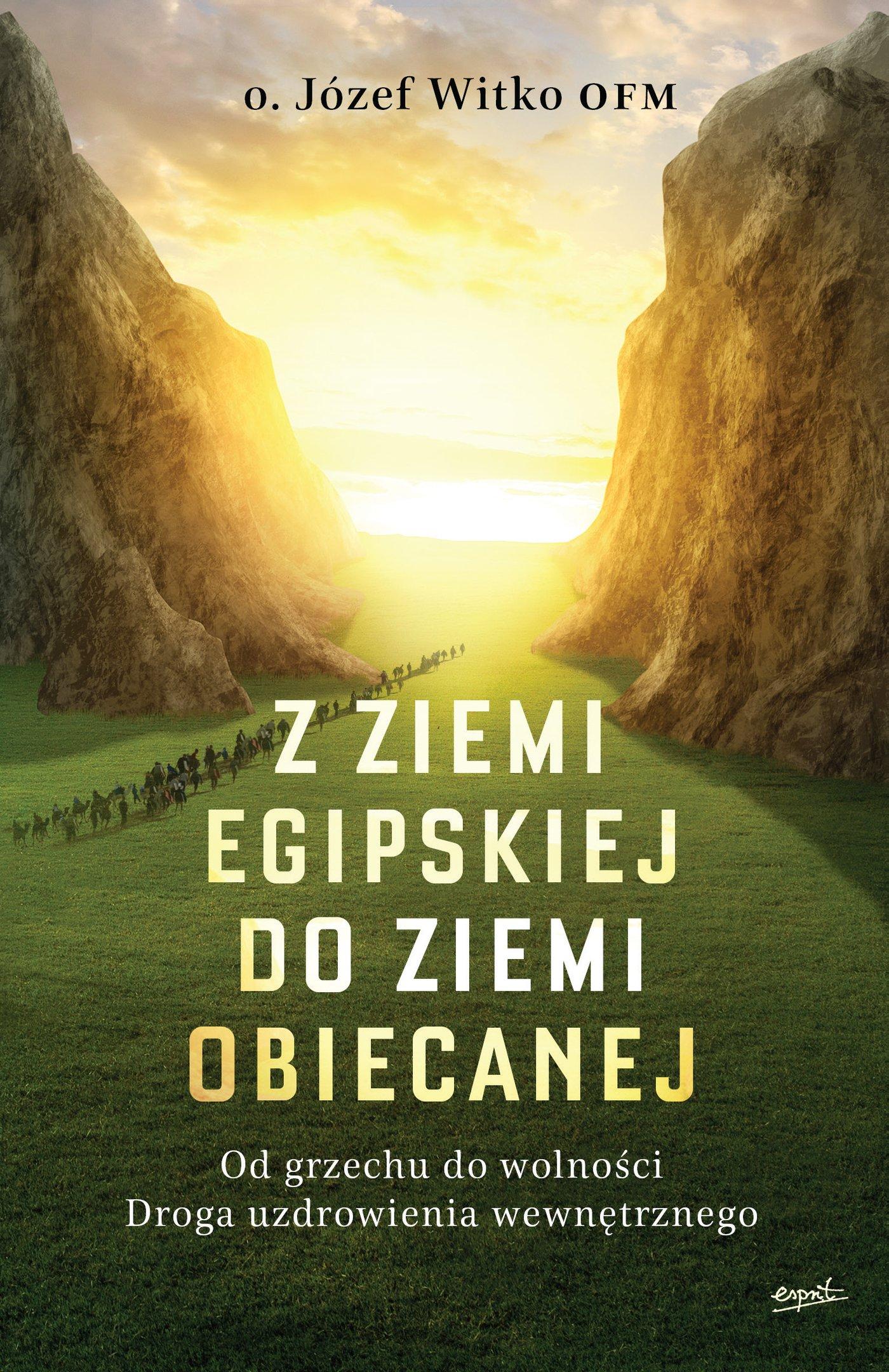 Z ziemi egipskiej do ziemi obiecanej - Ebook (Książka EPUB) do pobrania w formacie EPUB